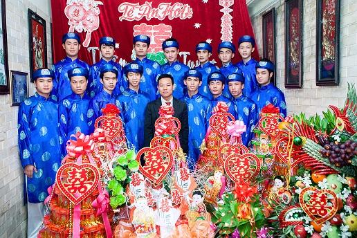 Chup anh cuoi hoi, Chụp ảnh cưới hỏi tại Hà Nội