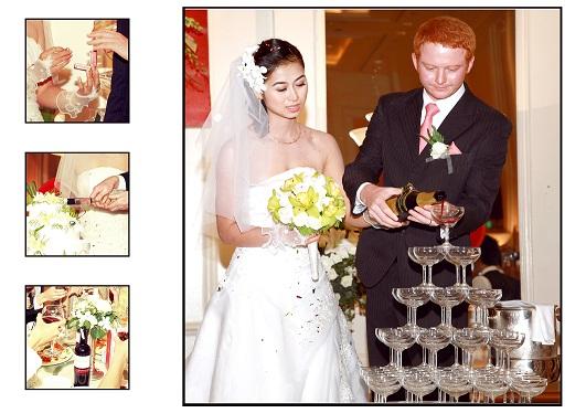 Chup anh cuoi hoi, Chụp ảnh cưới hỏi độc đáo
