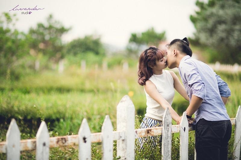 chụp hình cưới ở đà lạt đẹp