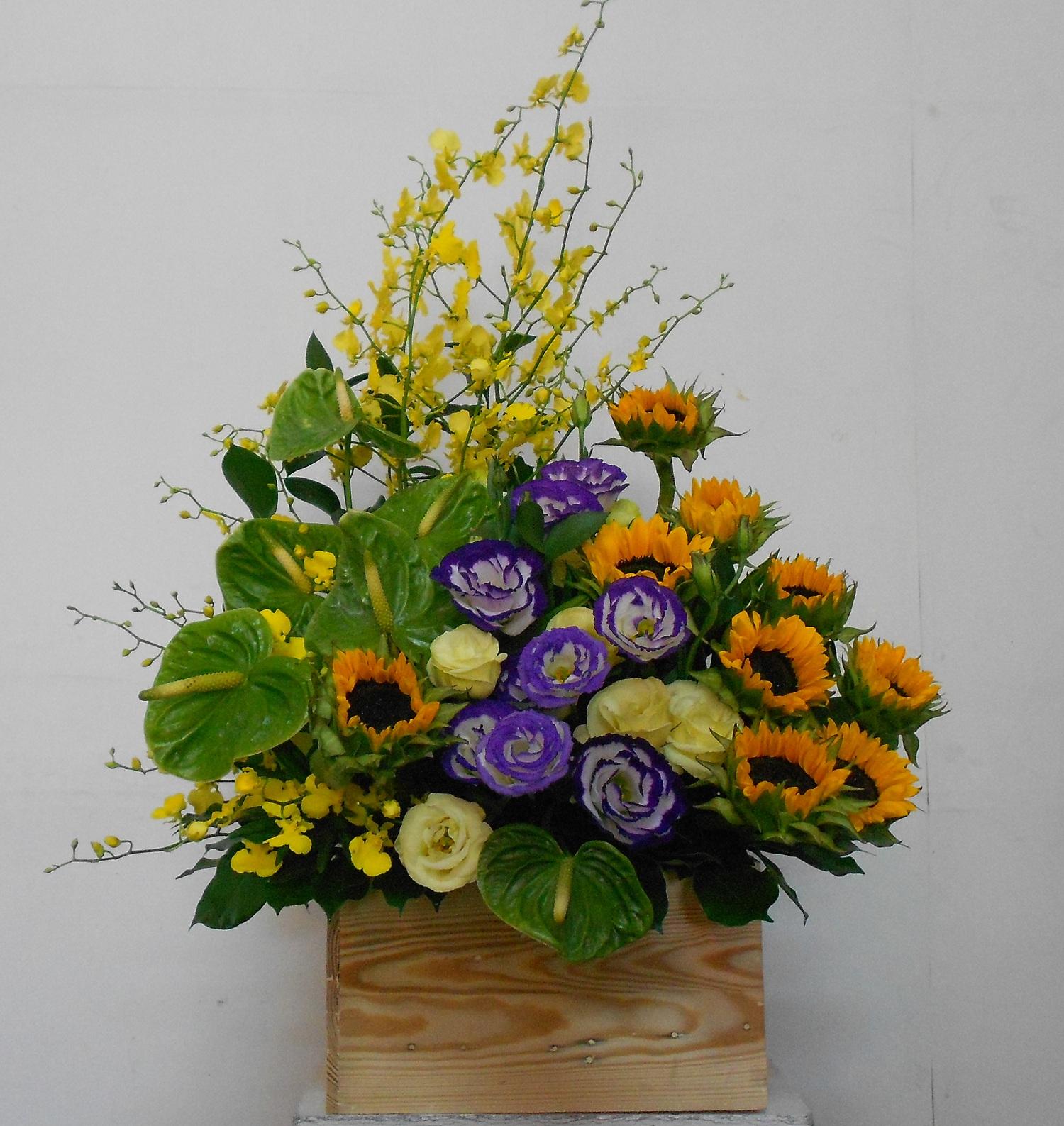dịch vụ giao hoa tươi
