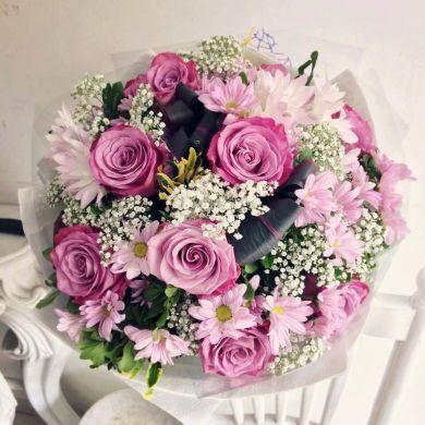 hoa tặng bạn gái