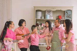 chụp ảnh gia đình TPHCM