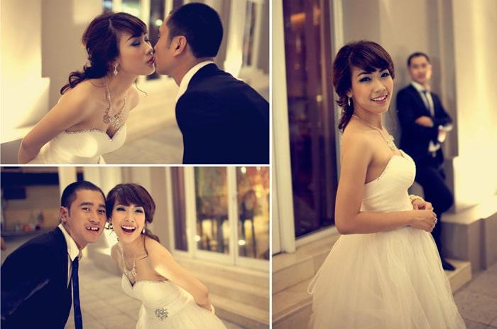 Địa điểm chụp ảnh phóng sự cưới ở Tp. Hồ Chí Minh