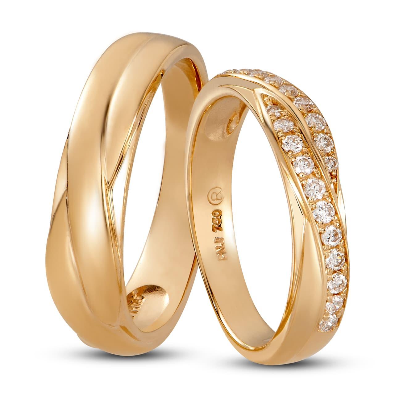 Xu hướng vàng cưới năm 2018 cho chị em