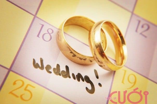 Kết quả hình ảnh cho xem ngày cưới tốt năm 2018