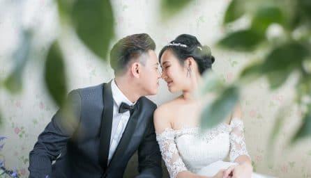 Lựa chọn tông màu gì khi trang điểm cô dâu chụp hình ngoại cảnh?