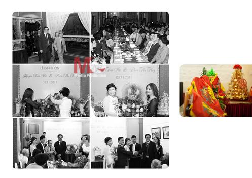 Dịch vụ cưới hỏi-chụp ảnh lễ ăn hỏi ở hà nội