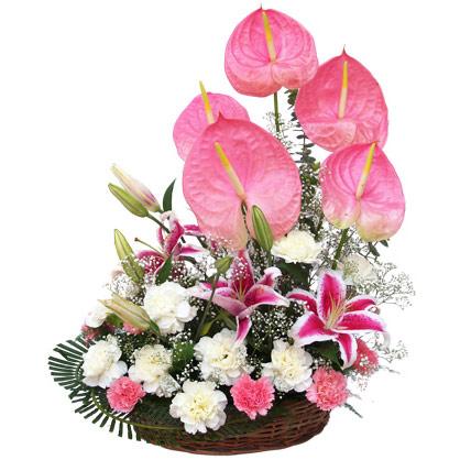 hoa tươi tặng sinh nhật đồng nghiệp