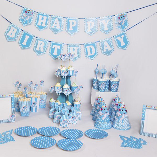 Lưu ý khi trang trí tiệc sinh nhật cho bé