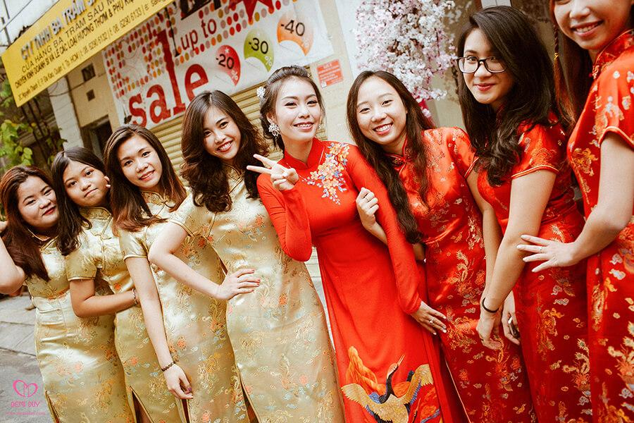 Xu hướng chụp ảnh phóng sự ngày cưới đang ngày càng phổ biến